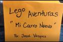 Lego aventuras stop motion mi carro nuevo