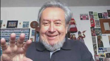 UIDE Gustavo Vega el filósofo experto en locos