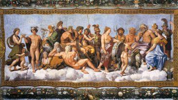 ¿Cuánto sabes de mitología griega?