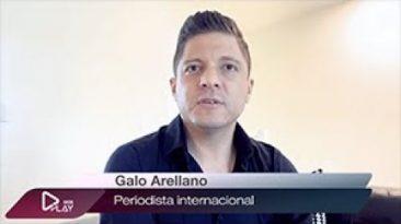 """Galo Arellano """"Las puertas se abren si creas (buen) contenido"""""""