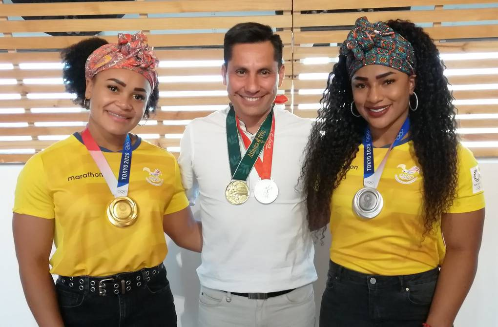 Ecuador en Juegos Olímpicos