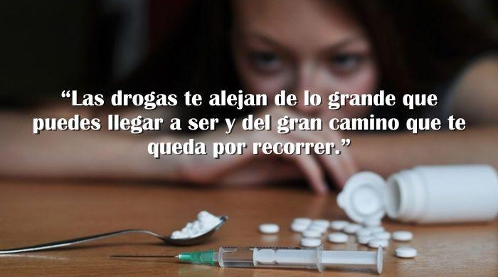 historias y relatos drogas